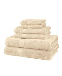 Egyptian Bath Size Vanilla Towel