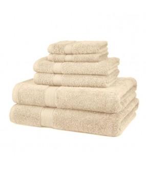 Egyptian Bath Size Vanilla Towel