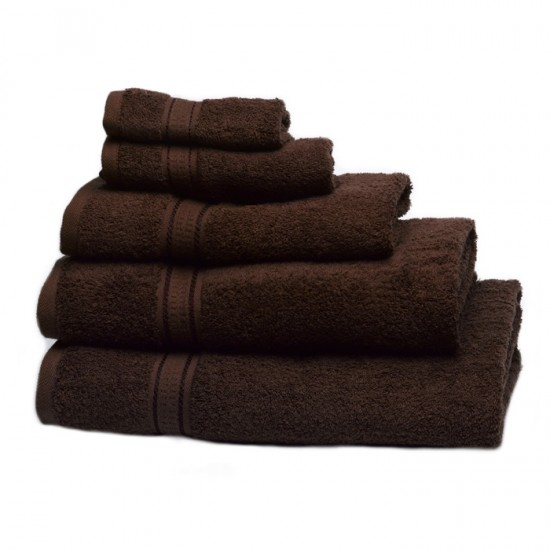 Egyptian Bath Size Chocolate Towel