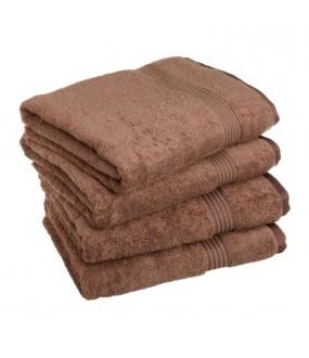Egyptian Hand Size Mocha Towel
