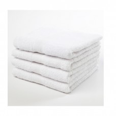 Egyptian Hand Size White Towel