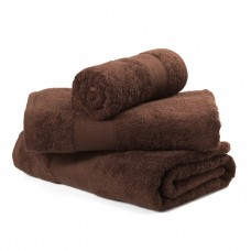 Egyptian Hand Size Chocolate Towel