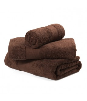 Egyptian Hand Size Chocolate Towel