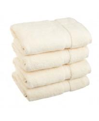 Egyptian Hand Size Vanilla Towel