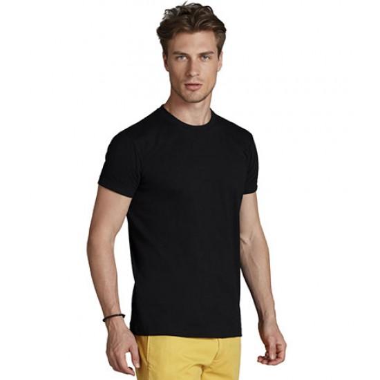Personalised Fit T-Shirt 10580 Imperial SOLS  GSM Hoodie