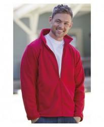 Personalised Fleece Jacket 870M Outdoor Russell 320 gsm
