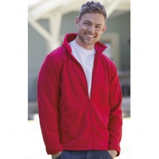 Personalised Fleece Jacket 870M Outdoor Russell 320 gsm