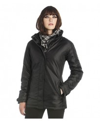 Personalised Jacket BA603F Ladies Real Parka  B&C