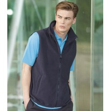 Personalised Fleece Jacket H855 Sleeveless Henbury 280