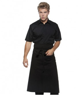 Personalised Apron K514 Bargear Long Kustom Kit 280 GSM
