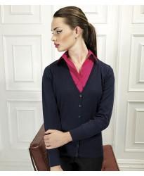 Personalised Cardigan PR697 Ladies Cotton Acrylic Premier