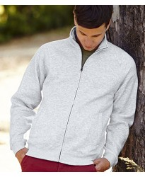 Personalised Jacket SS92 Classic Sweat Fruit of the Loom 280 GSM Hoodie