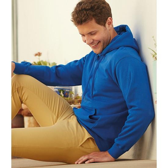 Personalised Sweatshirt SSE14 Hooded Fruit of the Loom 280 gsm GSM