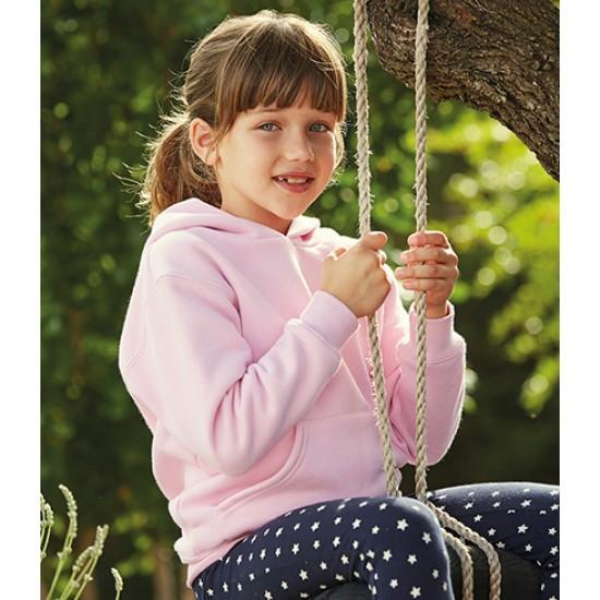 Personalised Hoodie SSE14B Kids Fruit of the Loom 280 GSM