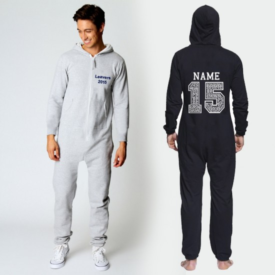 Personalised Leavers Onesies names inside 15