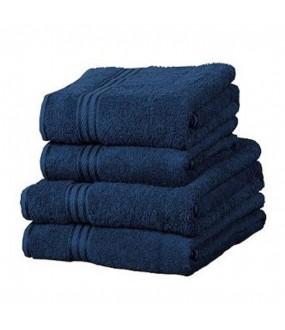 SS Navy Hand Towel 50 x 90  500 GSM