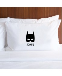 Personalised BAT custom name printed pillowcase covers