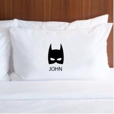 Personalised BAT custom name printed pillowcase covers