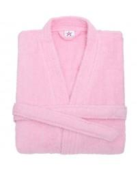 Terry Kimono Light Pink Bathrobe