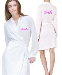 Custom Printed Jersey Robes