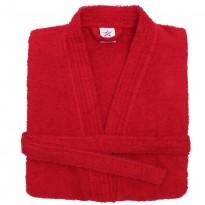Terry Kimono Red Bathrobe