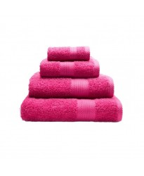 Towel City Bath Sheet Fuchsia Towel