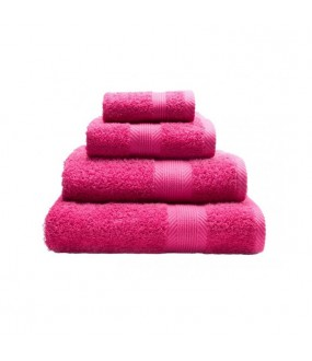 Towel City Fuchsia Beach towel large size