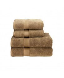 Towel City Hand Size Mocha Towel