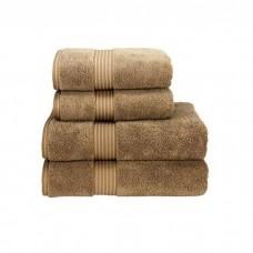 Towel City Hand Size Mocha Towel