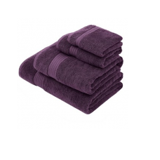 Towel City Bath Sheet Plum Towel