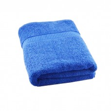 Towel City Hand Size Bright Blue Towel