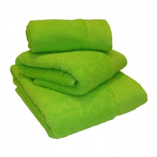 Towel City Hand Size Bright Green Towel