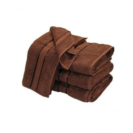 Large Bath Size Chocolate Towel