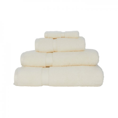 Large Bath Sheet Size 100 X 150 Cm Cream Towels