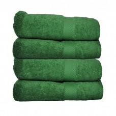 Large Bath Size Forest Towel 100 x 150 cm