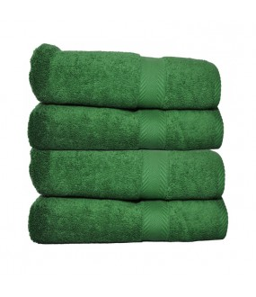 Large Bath Size Forest Towel 100 x 150 cm
