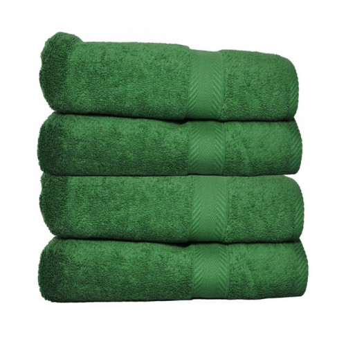 Large Bath Sheet Size 100 X 150 Cm Forest Towels