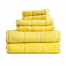 Towel City Bath Sheet Lemon Towel
