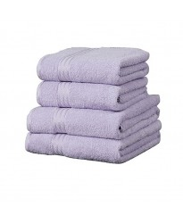 Towel City Hand Size Lilac Towel