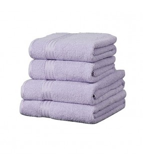 Towel City Hand Size Lilac Towel