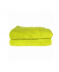 Towel City Hand Size Lime Towel
