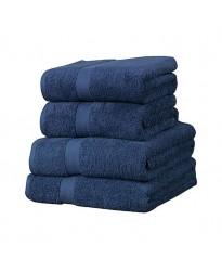 Towel City Bath Sheet Navy Towel