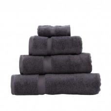 Towel City Bath Sheet Steel Grey Towel