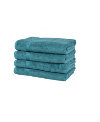 Towel City Bath Sheet Teal Towel