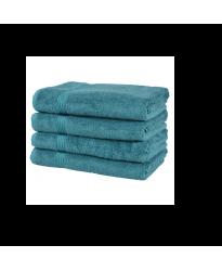Towel City Bath Sheet Teal Towel