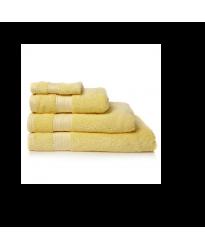 Towel City Bath Sheet Yellow Towel