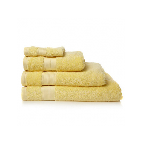 Towel City Bath Sheet Yellow Towel