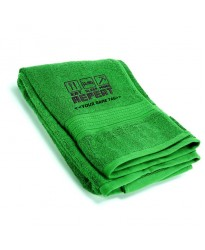 Personalised Eat Sleep Mine Towels with custom game tag text