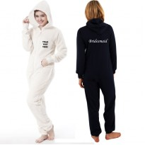 Personalised comfy co printed onesies in 13 colours